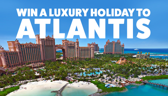 Win a luxury holiday