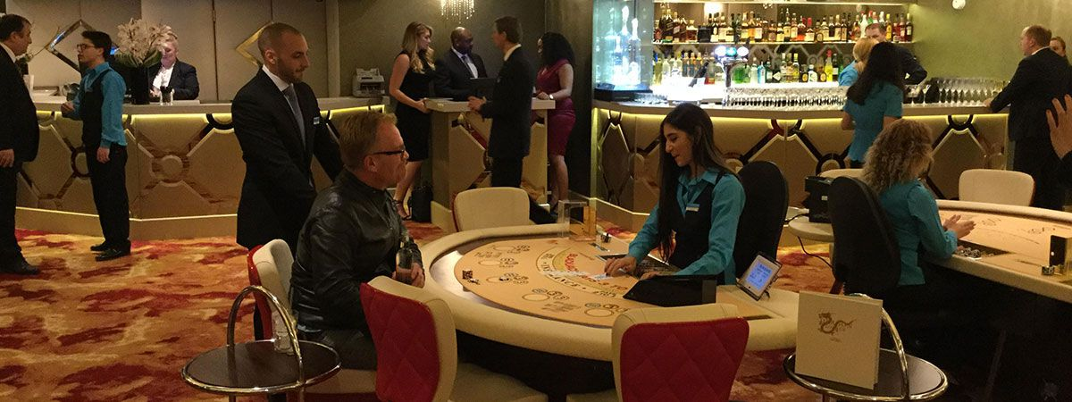 VIP Casino Floor at Empire Casino London