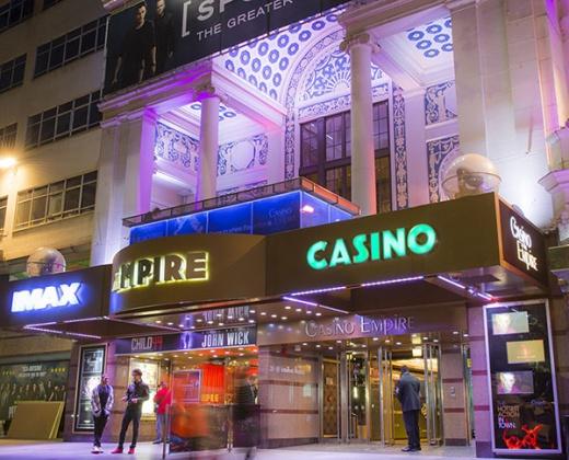 empire casino london