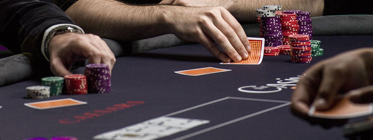 Poker Tournament in the Casino at The Empire London